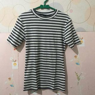 Stripes T-Shirt #BAPAU