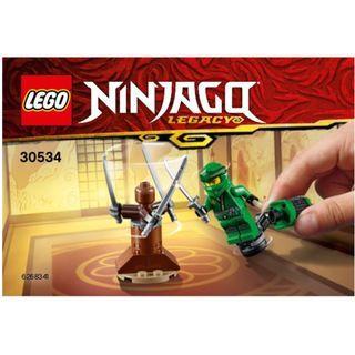 🧙♂全新Lego 30534 🧙♂ Ninjago Workout 🧙♂