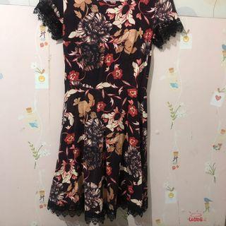 Flower Dress #BAPAU