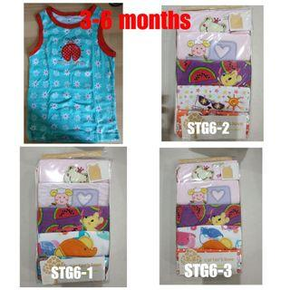 💌FREE MAILING💌Carter's sleeveless Tshirt for girl 3-24 months