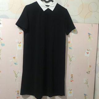 Zara Black Dress #BAPAU