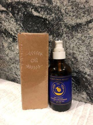 Brand new unopened Organic Ancient Greek Essential Oil
