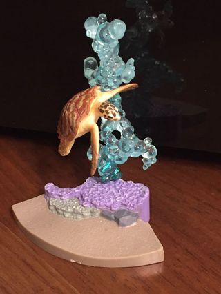 扭蛋玩具海龜擺件