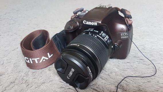 Camera Canon DSLR 1100D