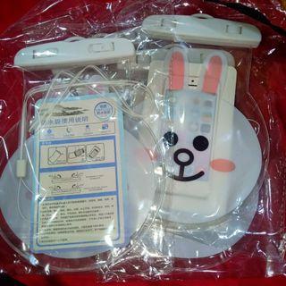Cartoon waterproof handphone