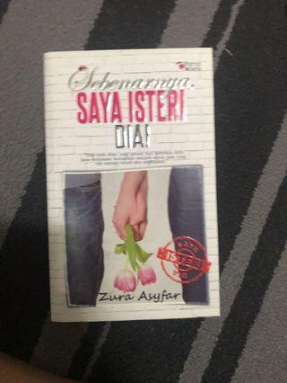 Novel Melayu - Sebenarnya Saya Isteri Dia