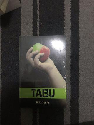 Novel Fixi - TABU