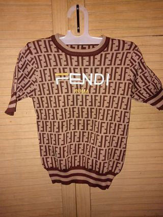 Set rajut fendi