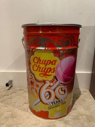 Big Chupa Chup's Decorative Tin