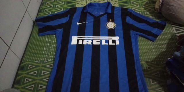 #BAPAU Jersey inter Milan size L USA