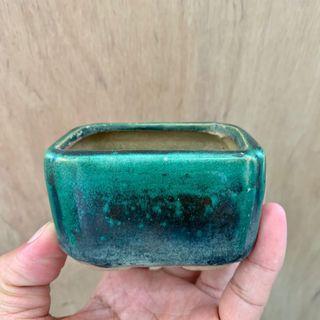 🚚 Mini Vintage Shiwan Bonsai Pot