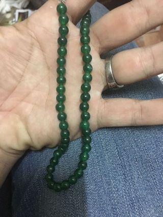 翠綠小珠珠6mm