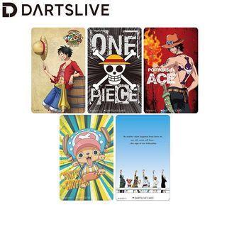 [最後一轉]DARTSLIVE card ONE PIECE 2019 DARTSLIVE卡 海賊王 飛鏢卡