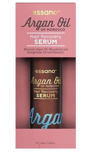 Essano Argan Oil Hair Recovery Serum 50ml摩洛哥堅果護髮精華油