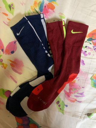 Nike elite sock L size