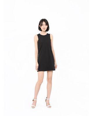 🚚 RWB Black Onille Dress