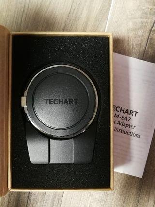 95%新 Techart 天工 LM-EA7 (Sony E-mount to Lecia-M AF adapter)