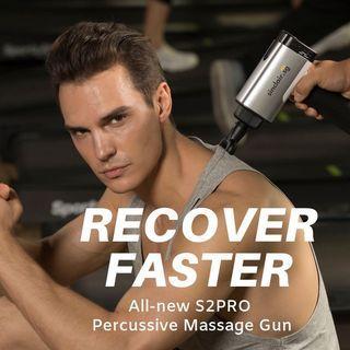 [FIRST IN SINGAPORE] 24V Percussion Massage Gun 2.0