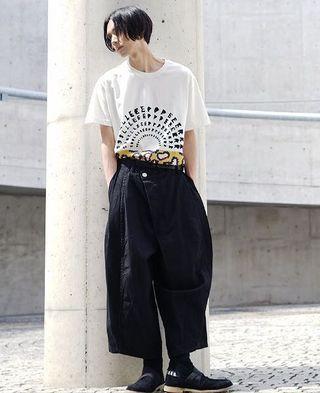 HENRIK VIBSKOV 丹麥時裝品牌 18aw 黑丹寧牛仔褲