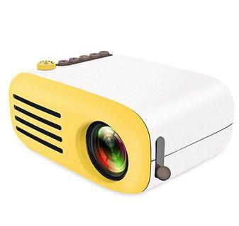 LED mini projector, home projector
