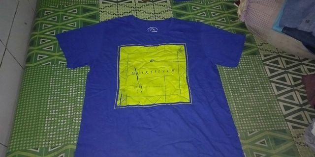 #BAPAU Kaos volcom size L Indo