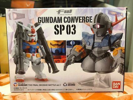 Gundam Converge SP03