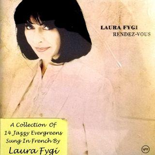 arthcd LAURA FYI Rendez-vous CD (Verve, Jazz Vocals)