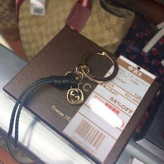 AUTHENTIC GUCCI KEYCHAIN