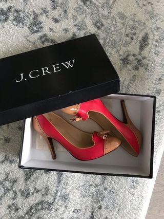 J CREW BNIB Size 6.5 Heels