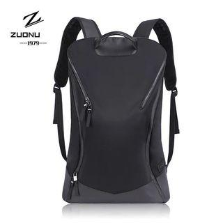 ZUONU Black Laptop Computer Backpack for Man Women and Youth
