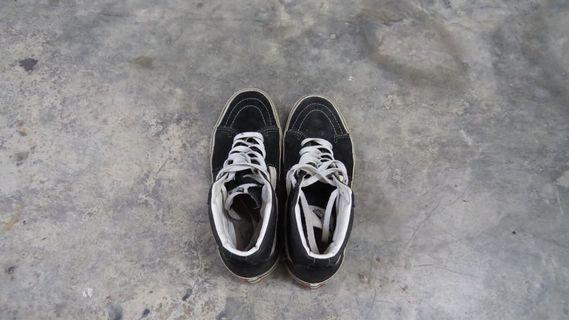 Vans Old Skool Skate Highcut