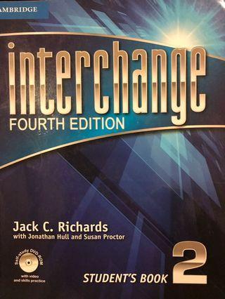 🚚 Interchange book 2
