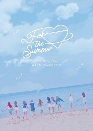 [GO]WJSN Summer Album [For The Summer]