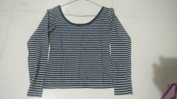 Croptee strip
