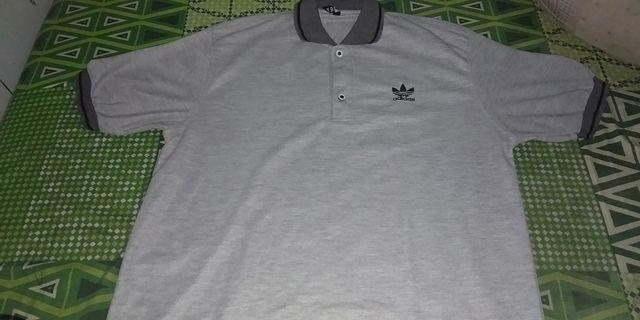 #BAPAU Kaos polo Adidas size XXL indo