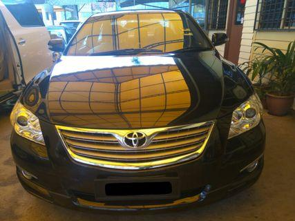 2008 Toyota Camry 2.0 E (A) Leather Seat