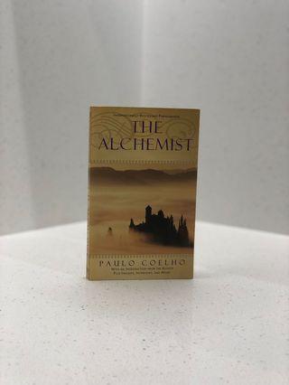 The Achemist by Paulo Coelho