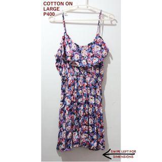 Cotton On Floral Romper