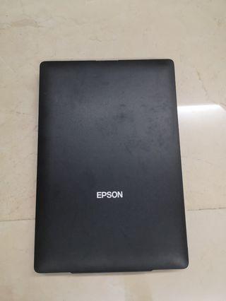 🚚 EPSON SCANNER J371A