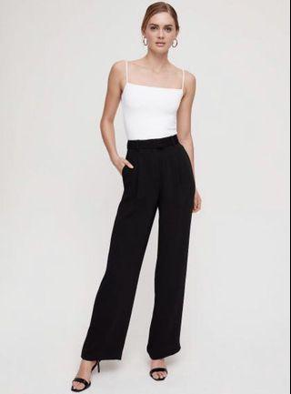 Aritzia Babaton Sadiki Dress Pants 00