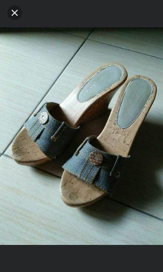 #mauvivo Wedges Marie Jane