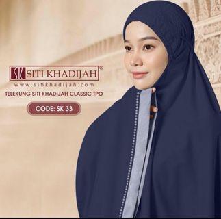 Siti Khadijah Classic Telekung Authentic