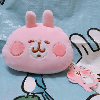 【台灣直送】Kanahei 卡娜赫拉 粉紅兔兔 化妝袋 收納袋