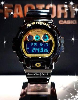 BEST🌟SELLING GSHOCK : 1-YEAR OFFICIAL WARRANTY : 100% Original Authentic G-SHOCK Resistant : Best For Most Rough Users & Unisex : DW-6900CB-1DS / DW-6900-1 / DW-6900CB-1 / CASIO / BABYG / GSHOCK / WATCH
