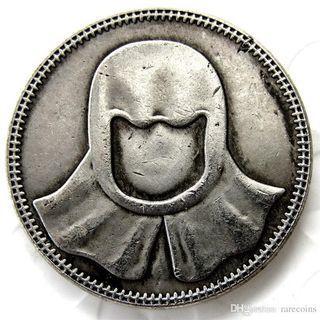 🚚 Faceless Men Coin - Valar Morghulis