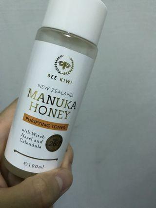 🚚 蜂蜜化妝水