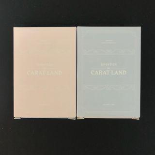 Seventeen Caratland Photocard Sets