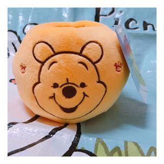 【台灣直送】Winnie the pooh 小熊維尼 筆筒 置物筒