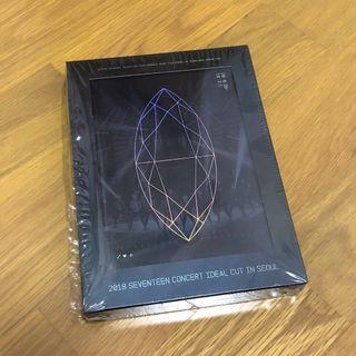 🚚 Seventeen Ideal Cut in Seoul Blu-ray