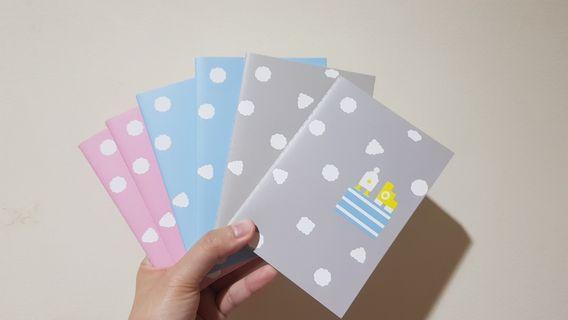 Miniso mini notebook